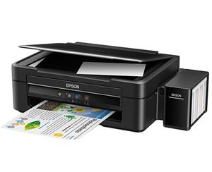 打印机爱普生L383