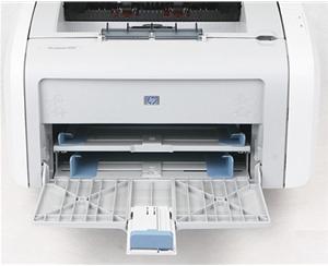 打印机惠普1020