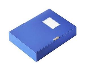 得力5683档案盒(蓝)
